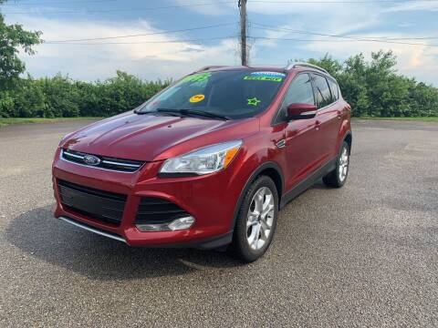 2014 Ford Escape for sale at Craven Cars in Louisville KY