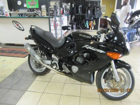 1999 Suzuki GSX-R600 for sale at Trinity Cycles in Burlington NC
