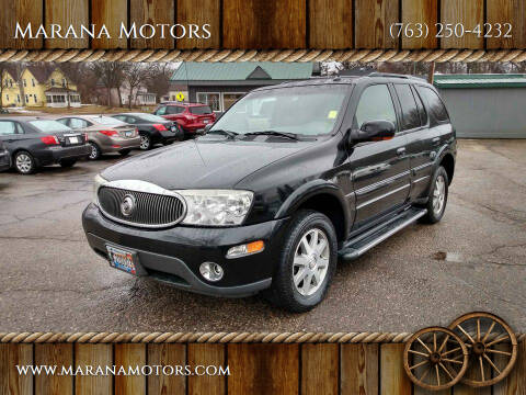 2004 Buick Rainier for sale at Marana Motors in Princeton MN
