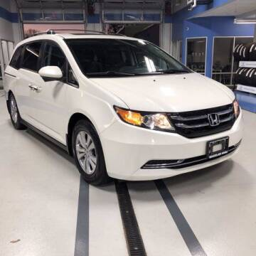 2014 Honda Odyssey for sale at Simply Better Auto in Troy NY