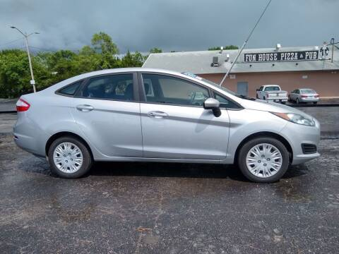 2015 Ford Fiesta for sale at Savior Auto in Independence MO