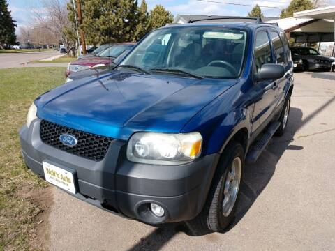 2007 Ford Escape for sale at Wolf's Auto Inc. in Great Falls MT