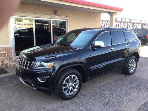2015 Jeep Grand Cherokee for sale at Roy's Auto Plaza 2 in Amarillo TX