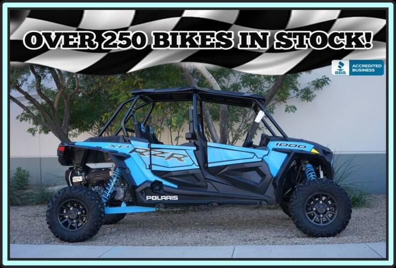 2020 Polaris RZR XP 4 for sale at AZautorv.com in Mesa AZ