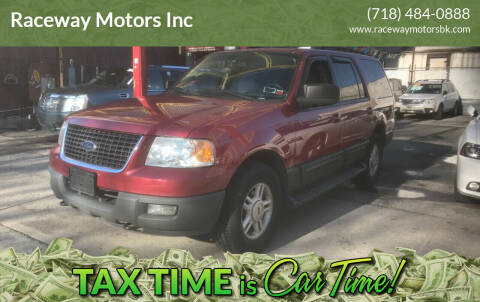 2006 Ford Expedition for sale at Raceway Motors Inc in Brooklyn NY