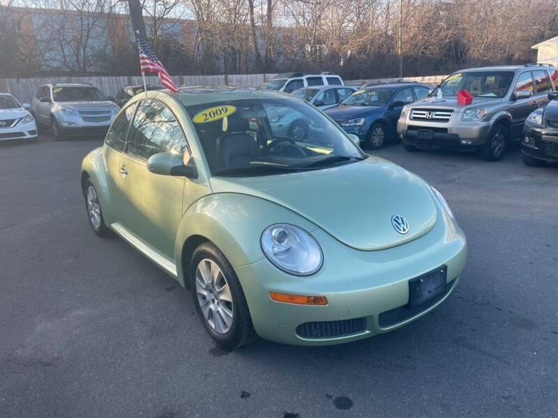 2009 Volkswagen New Beetle for sale at Auto Revolution in Charlotte NC