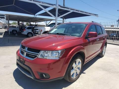 2011 Dodge Journey for sale at Hugo Motors INC in El Paso TX