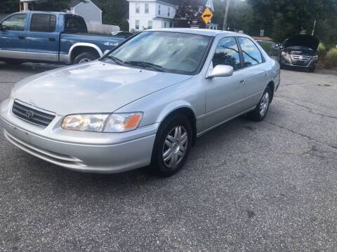 2000 Toyota Camry for sale at Beachside Motors, Inc. in Ludlow MA