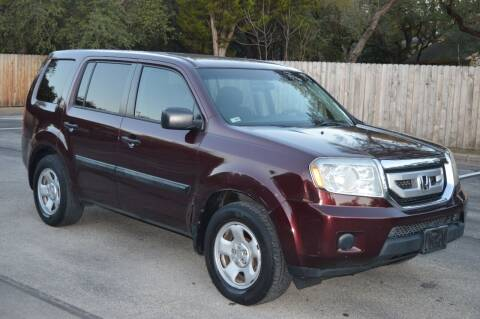 2011 Honda Pilot for sale at Coleman Auto Group in Austin TX