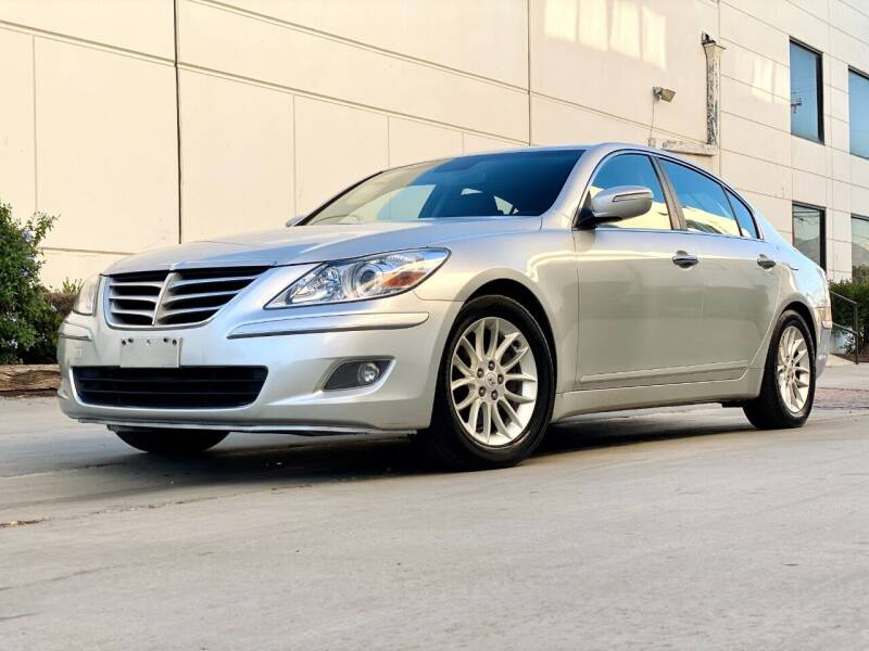 2010 Hyundai Genesis for sale at New City Auto - Retail Inventory in South El Monte CA