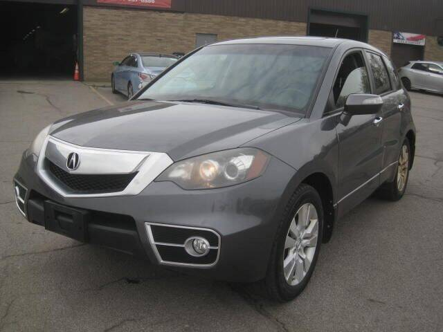 2011 Acura RDX for sale at ELITE AUTOMOTIVE in Euclid OH