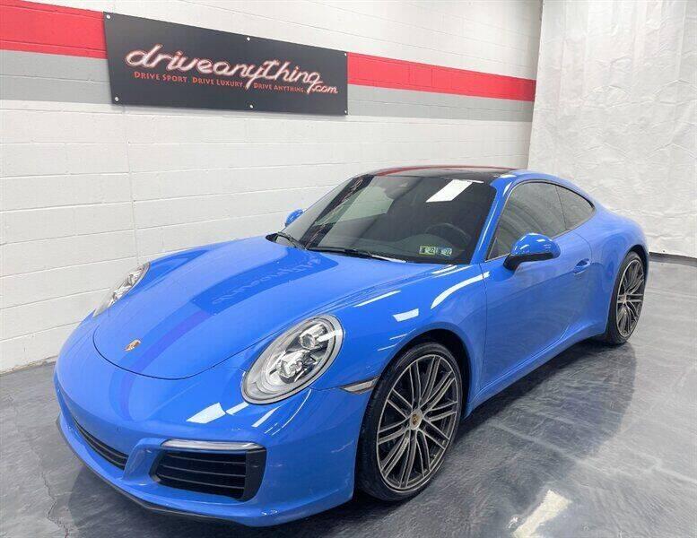 2018 Porsche 911 for sale in Ivyland, PA