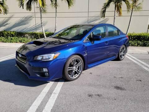 2017 Subaru WRX for sale at Keen Auto Mall in Pompano Beach FL