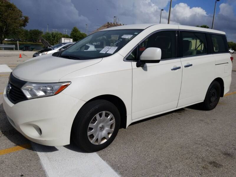 2015 Nissan Quest for sale at Best Auto Deal N Drive in Hollywood FL