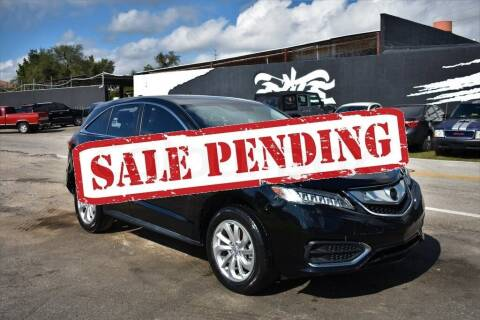 2016 Acura RDX for sale at STS Automotive - Miami, FL in Miami FL