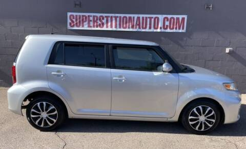 2012 Scion xB for sale at Superstition Auto in Mesa AZ