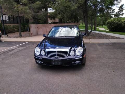 2008 Mercedes-Benz E-Class for sale at QUEST MOTORS in Englewood CO