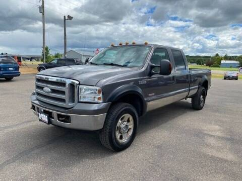 2005 Ford F-350 Super Duty for sale at Osceola Auto Sales and Service in Osceola WI