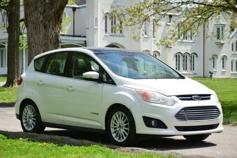 2013 Ford C-MAX Hybrid for sale at Digital Auto in Lexington KY