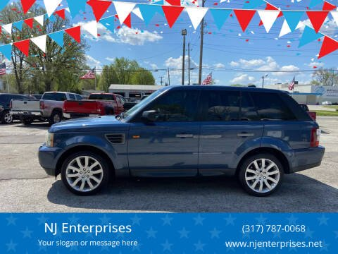 2006 Land Rover Range Rover Sport for sale at NJ Enterprises in Indianapolis IN