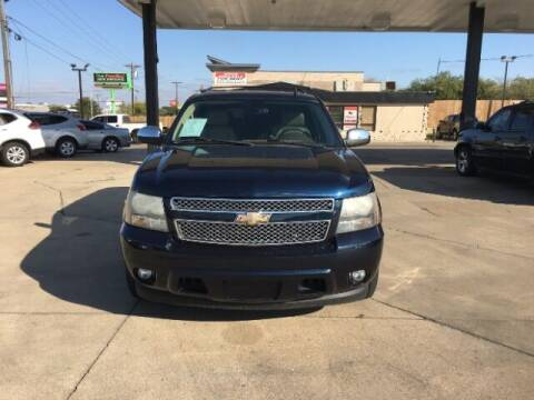 2009 Chevrolet Tahoe for sale at Auto Limits in Irving TX