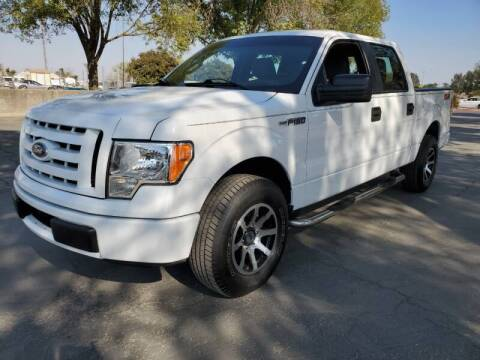 2011 Ford F-150 for sale at Matador Motors in Sacramento CA