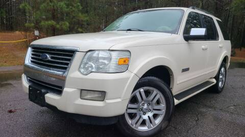 2007 Ford Explorer for sale at Global Imports Auto Sales in Buford GA