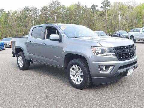 2020 Chevrolet Colorado for sale at Gentilini Motors in Woodbine NJ