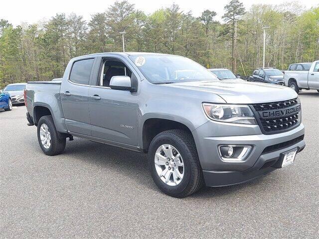 2020 Chevrolet Colorado for sale at Gentilini Motors in Woodbine NJ