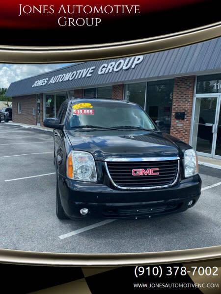 2014 GMC Yukon XL for sale at Jones Automotive Group in Jacksonville NC