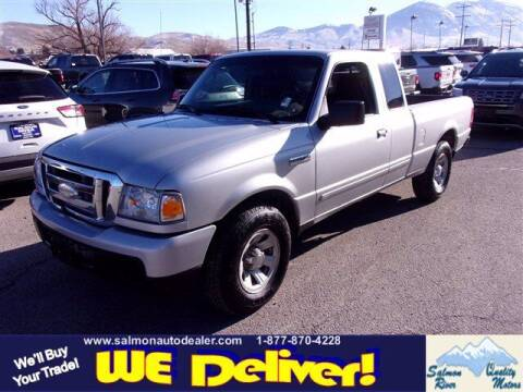 2008 Ford Ranger for sale at QUALITY MOTORS in Salmon ID