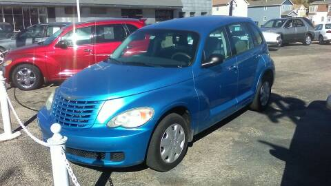 2008 Chrysler PT Cruiser for sale at Autos Inc in Topeka KS