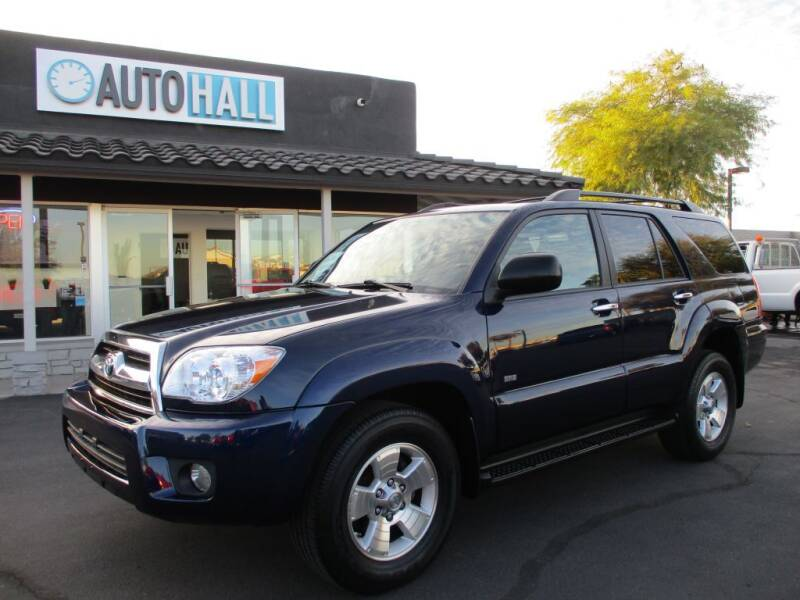 2007 Toyota 4Runner for sale at Auto Hall in Chandler AZ