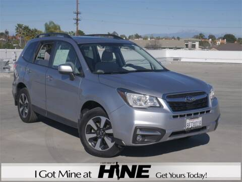 2018 Subaru Forester for sale at John Hine Temecula in Temecula CA