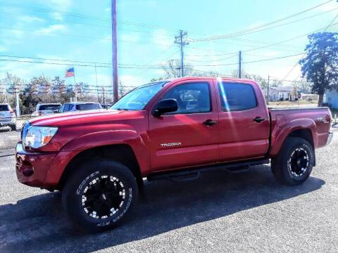 2009 Toyota Tacoma for sale at Rons Auto Sales in Stockdale TX