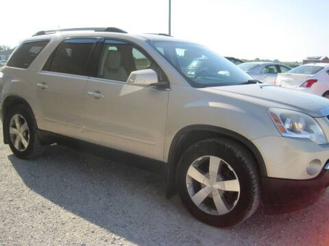2010 GMC Acadia for sale at Brett's Automotive in Kahoka MO
