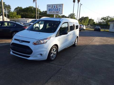 2017 Ford Transit Connect Wagon for sale at J & L Motors in Pascagoula MS