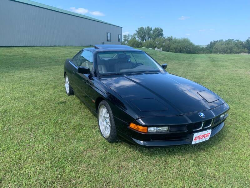 1995 BMW 8 Series for sale at AUTOSPORT in La Crosse WI