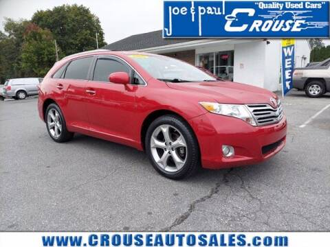 2009 Toyota Venza for sale at Joe and Paul Crouse Inc. in Columbia PA