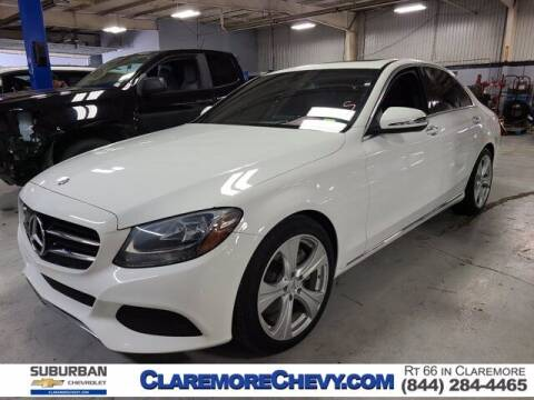 2018 Mercedes-Benz C-Class for sale at Suburban Chevrolet in Claremore OK