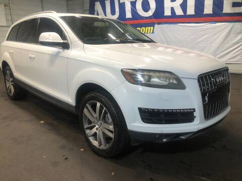 2013 Audi Q7 for sale at Auto Rite in Cleveland OH