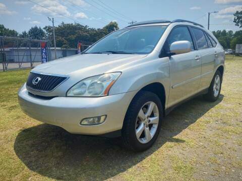 2005 Lexus RX 330 for sale at Cutiva Cars in Gastonia NC