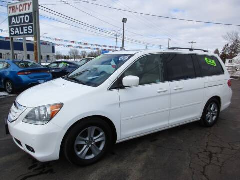 2010 Honda Odyssey for sale at TRI CITY AUTO SALES LLC in Menasha WI
