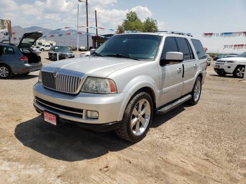2006 Lincoln Navigator for sale at Bickham Used Cars in Alamogordo NM