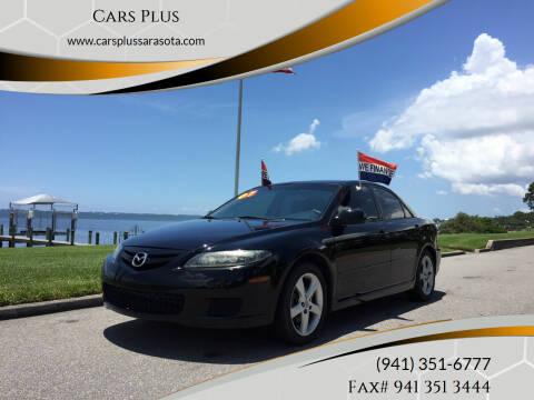 2007 Mazda MAZDA6 for sale at Cars Plus in Sarasota FL