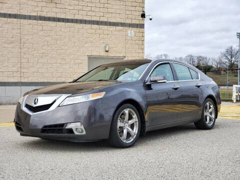 2010 Acura TL for sale at FAYAD AUTOMOTIVE GROUP in Pittsburgh PA