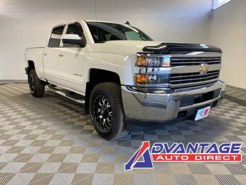 2016 Chevrolet Silverado 2500HD for sale at Advantage Auto Direct in Kent WA