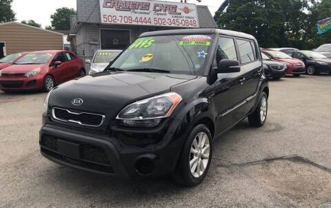 2012 Kia Soul for sale at Craven Cars in Louisville KY