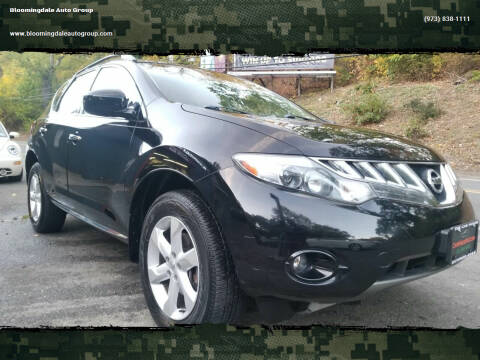 2009 Nissan Murano for sale at Bloomingdale Auto Group in Bloomingdale NJ