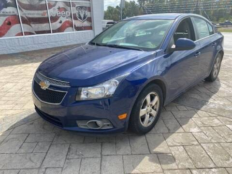2012 Chevrolet Cruze for sale at Tim Short Auto Mall in Corbin KY